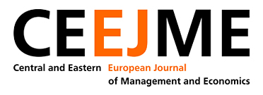 CEEJME – CENTRAL AND EASTERN EUROPEAN JOURNAL OF MANAGEMENT AND ECONOMICS